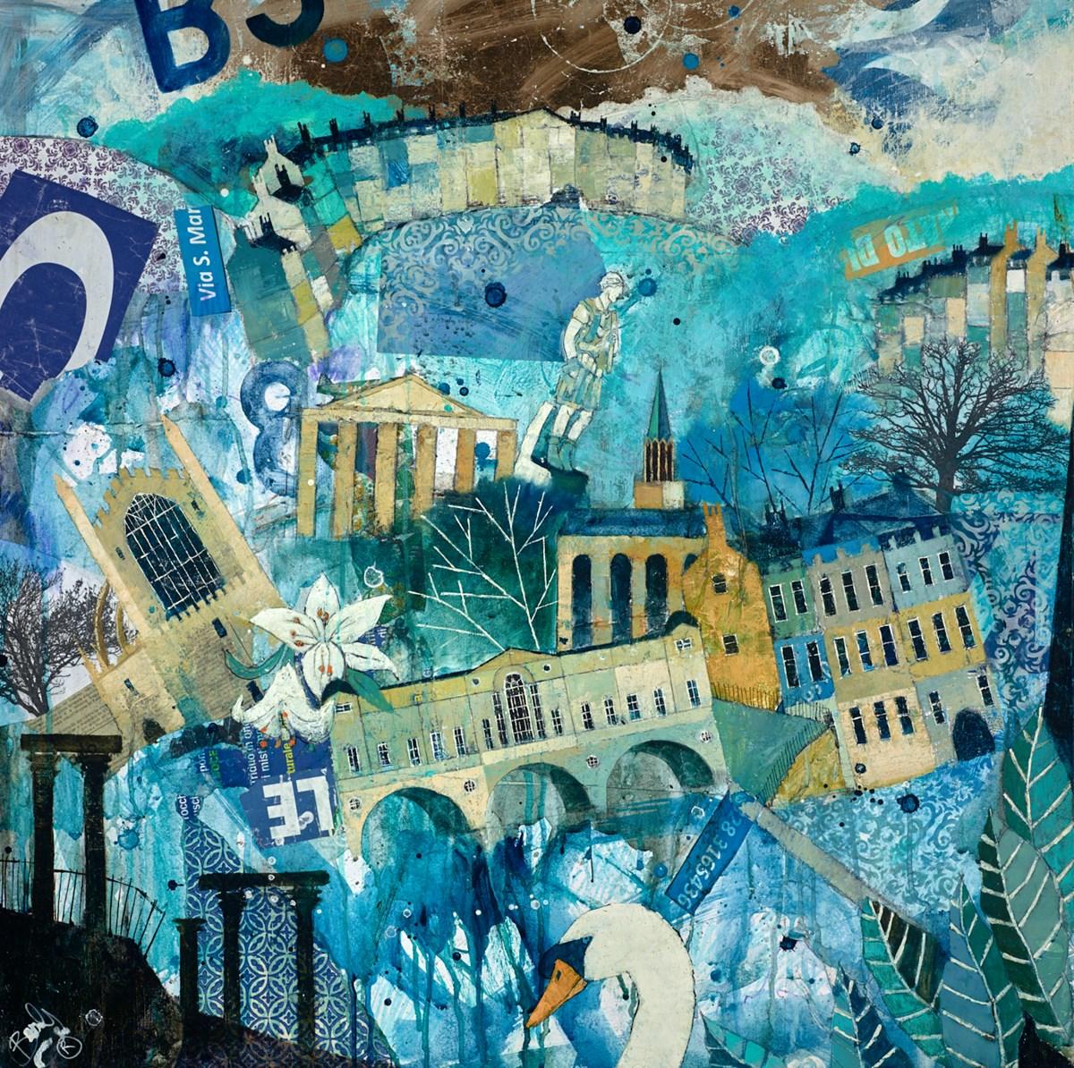 Blue Bath II